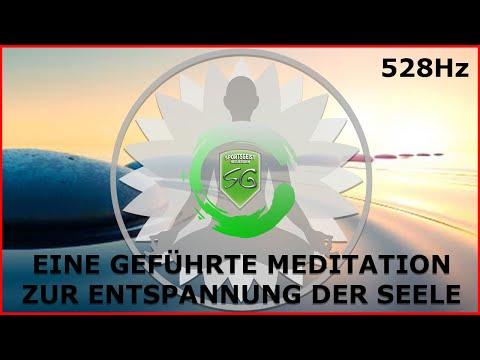 Geführte MEDITATION zur AKTIVIERUNG von SELBSTHEILUNGSKRÄFTEN und zur ENTSPANNUNG