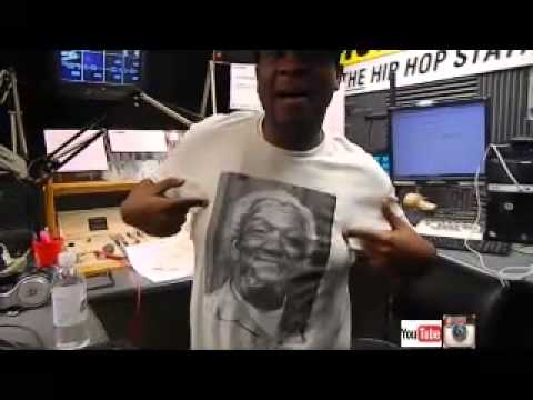 102 Jamz T-Shirt Challenge w. Tap Money