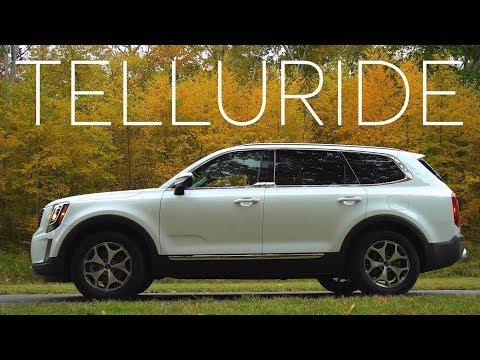 2020 Kia Telluride Quick Drive | Consumer Reports