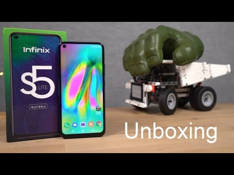 Infinix S5 Lite Unboxing, Specs, Price, Hands-on Review