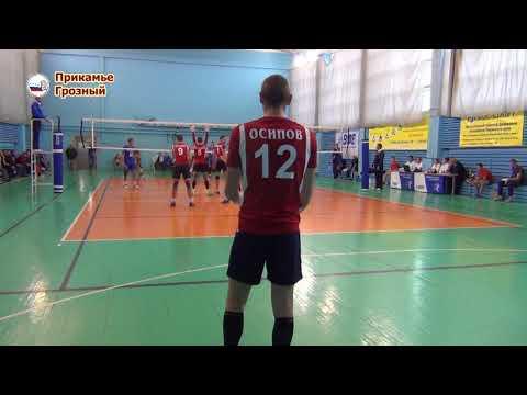 Прикамье (Пермь) - Грозный (Грозный). Высшая лига А. 17 сентября 2017г.