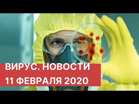 Коронавирус. 11.02.2020 (11 февраля). Последние новости о коронавирусе. Новости из Китая сегодня
