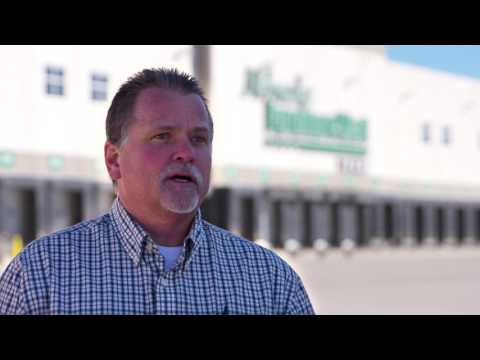 Nebraska Furniture Mart - Texas - Entrematic Loading Dock Products