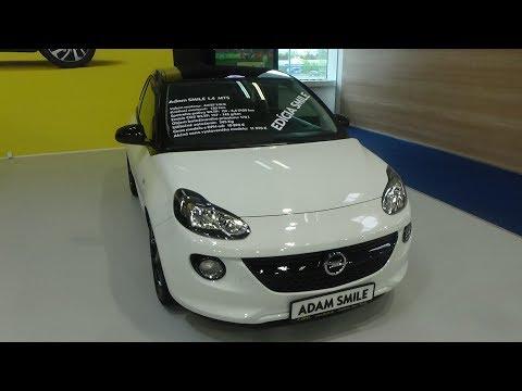 2019 Opel Adam Smile 1.4 MT5 - Exterior And Interior - Auto Salon Bratislava 2019