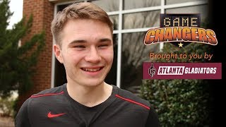 GAME CHANGERS: Greater Atlanta Christian soccer player Jack Jacquet