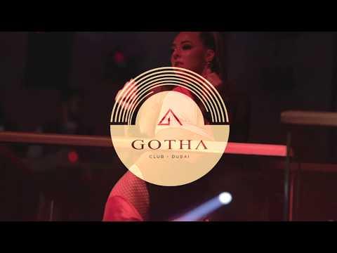 William Singe & Conor Maynard at GOTHA Club Dubai - MAR 30
