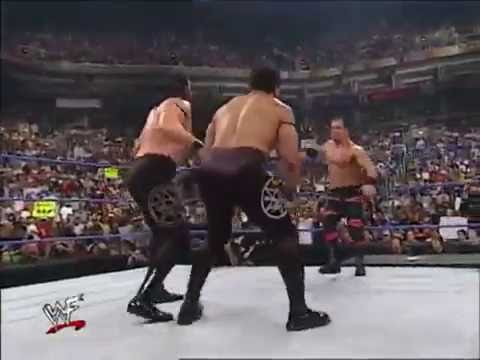 APA vs Kane & Chris Benoit   |   SD!  09/14/00