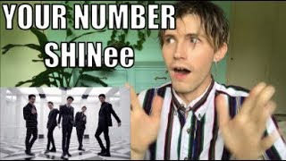 SHINee [샤이니/シャイニー] - Your Number DANCE VERSION [black] Reaction