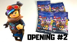 THE LEGO MOVIE 2 - MINIFIGURES - OPENING #2