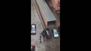 Драка в Одессе в жк радужный 15.05.2017