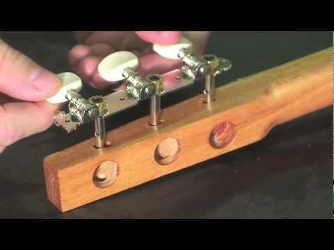 "How to Build a ""Strum-Stick"" Musical Instrument (Part 4)"