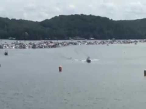 Missouri Trooper rescues boat crash victim at Lake of the Ozarks