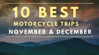 10 Must-Do Motorbike Trips in India | November & December