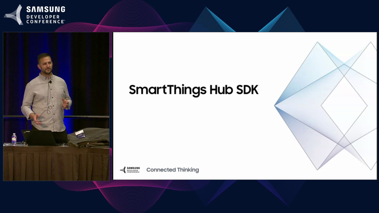 SDC 2017 Session: Works as A SmartThings Hub - The Embedded Hub Program