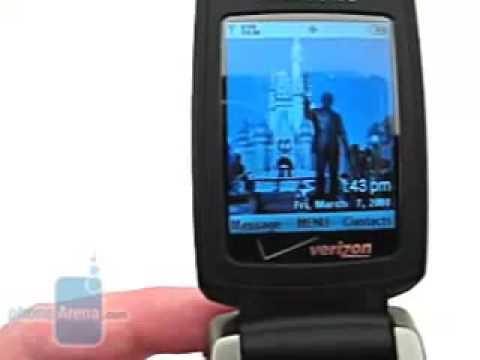Samsung SCH U550 Review