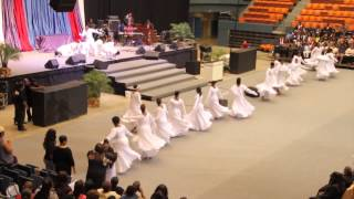 Best Praise Dance [VIDEO] Juanita Bynum Threshing Floor Crusades 2013