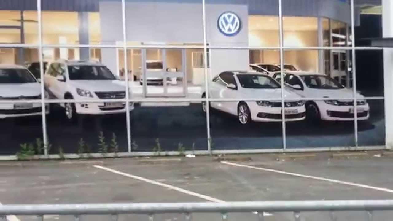Volkswagen Aulnay Sous Bois