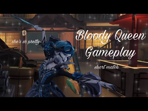Another Short Match?⚡️/ Bloody Queen Gameplay🥀/ Identity V