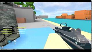 patrick plays roblox ep.9 black ops II yeah