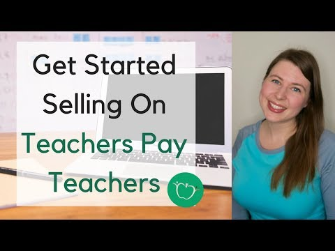 How to Create An Account on Teachers Pay Teachers | Teachers Pay Teachers Tutorial