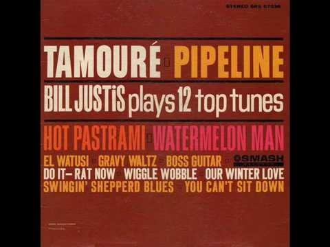 Bill Justis - Wiggle Wobble (Original HQ STEREO Vinyl)