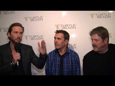 Nolan North, Troy Baker and John DiMaggio E3 2014 Interview