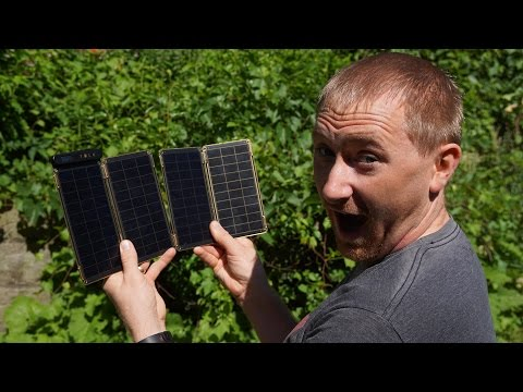 Solar Paper by YOLK Review