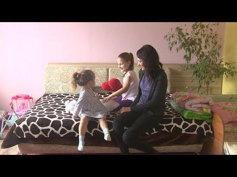 Многодетные волгоградские семьи получают увеличенный родительский капитал