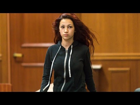 'Cash Me Outside' Girl Danielle Bregoli BUSTED for Smoking Weed!