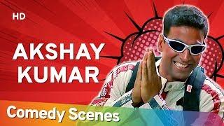 Akshay Kumar Comedy Scenes - - Shemaroo Bollywood Comedy