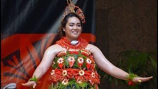 Miss Bou's Beauty Pageant Tau'olunga 02 - Manu Ma'ake