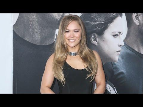 Ronda Rousey Lands Guest Starring Role in 'Blindspot' | Splash News TV