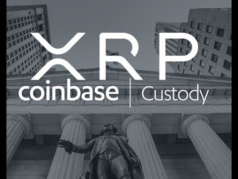 Coinbase Approved To Offer Custody Services For Ripple XRP