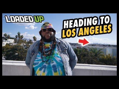 Los Angeles Road Trip  Korova Vlog Pt 1