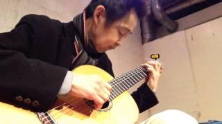 2015/2/13東京倶楽部千駄ヶ谷店でのソロギターライブです。