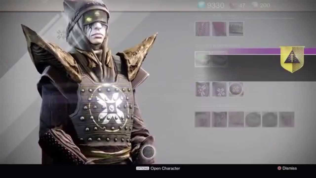 Destiny - Touch of Malice Quest Part 6: Hunger Pangs - The Undying ...