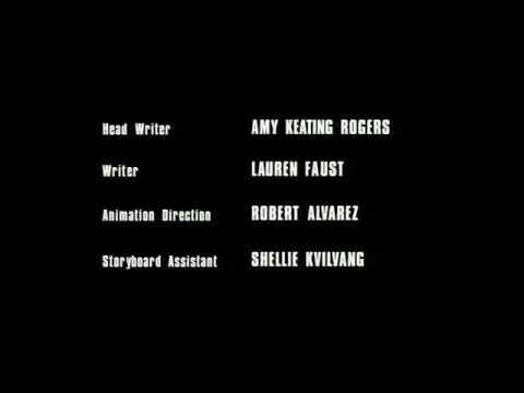 The Powerpuff Girls Ending Credits (2000)
