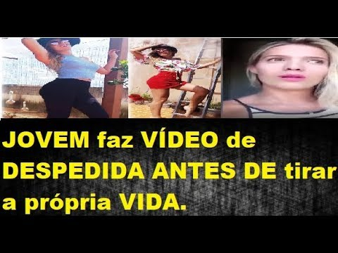 DEPRESSÃO É REAL ,VÍDEO de Despedida de JULIANA ARAÚJO - Cometeu SUICÍDIO, (VÍDEO COMPLETO/NOTICIAS) from YouTube · Duration:  30 minutes 21 seconds