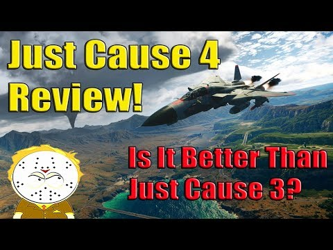 Just Cause 4 Full Review Final Verdict, Should You Buy? Is It Better Then Just Cause 3?
