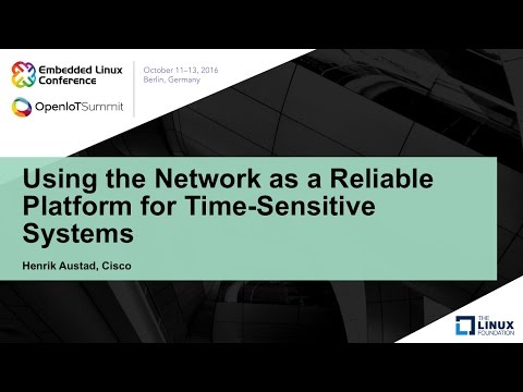 Using The Network As A Reliable Platform For Time-Sensitive Systems