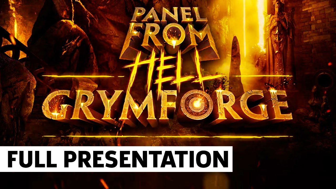 Baldur's Gate 3   Patch 6 LIVE Playthrough at the Panel From Hell   Grymforge VOD