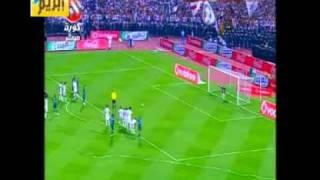 ملخص واهداف مباراة الزمالك وانبي فى نهائى كأس مصر