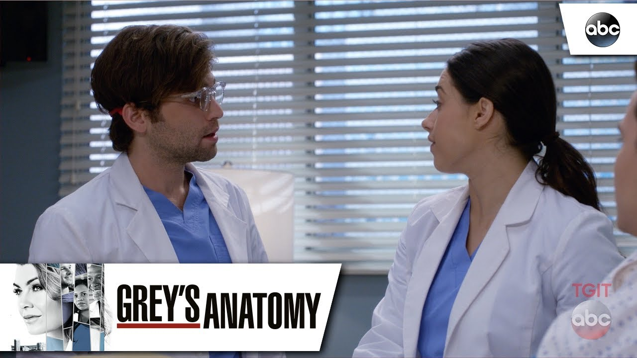 Greys Anatomy B Team Episode Two Youtube