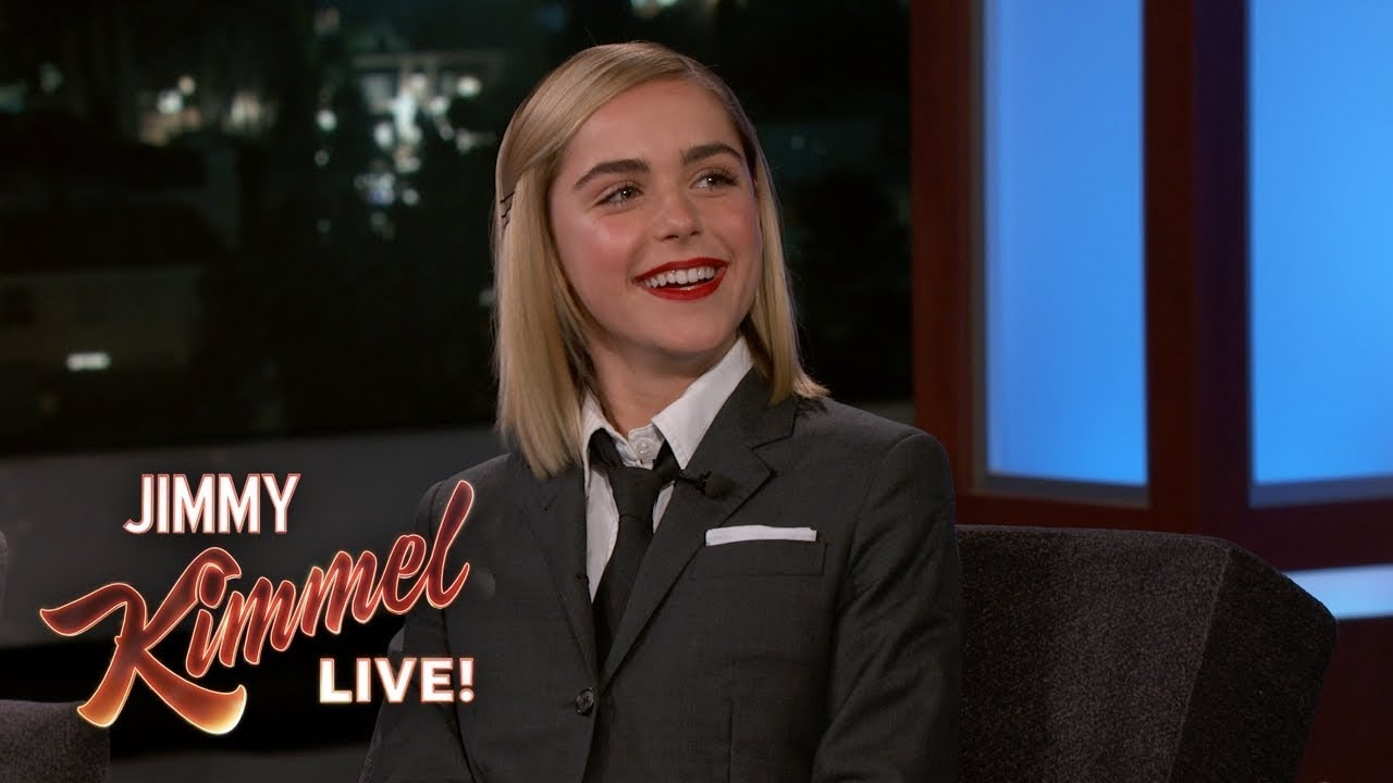 Kiernan Shipka on Mad Men, Witchcraft & Ghosts