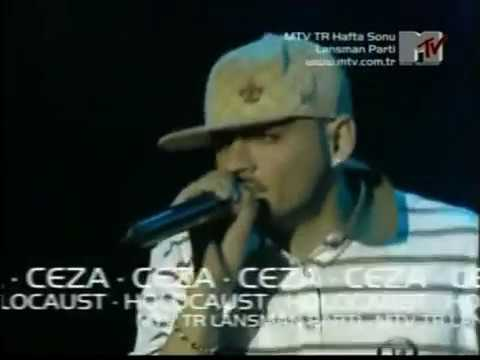 Ceza - Holocaust MTV Lansman Party