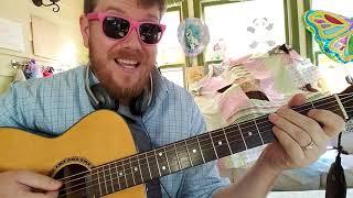 Baixar Lauren Jauregui - More Than That // easy guitar tutorial beginner