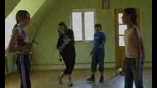 ЧАРЛИ Фехтование 2006 II
