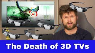 The Demise of 3D TVs   TechManPat