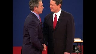 Road to the White House Rewind Preview: 2000 Presidential Debate
