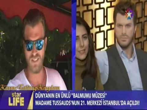 KıvançTatlıtuğ_Madame Tussauds İstanbul__( Star Life) _26_11_2016